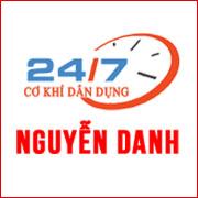 Thợ Hàn Cơ Khí Nguyễn Danh