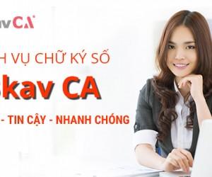 Chữ Ký Số BKAV CA